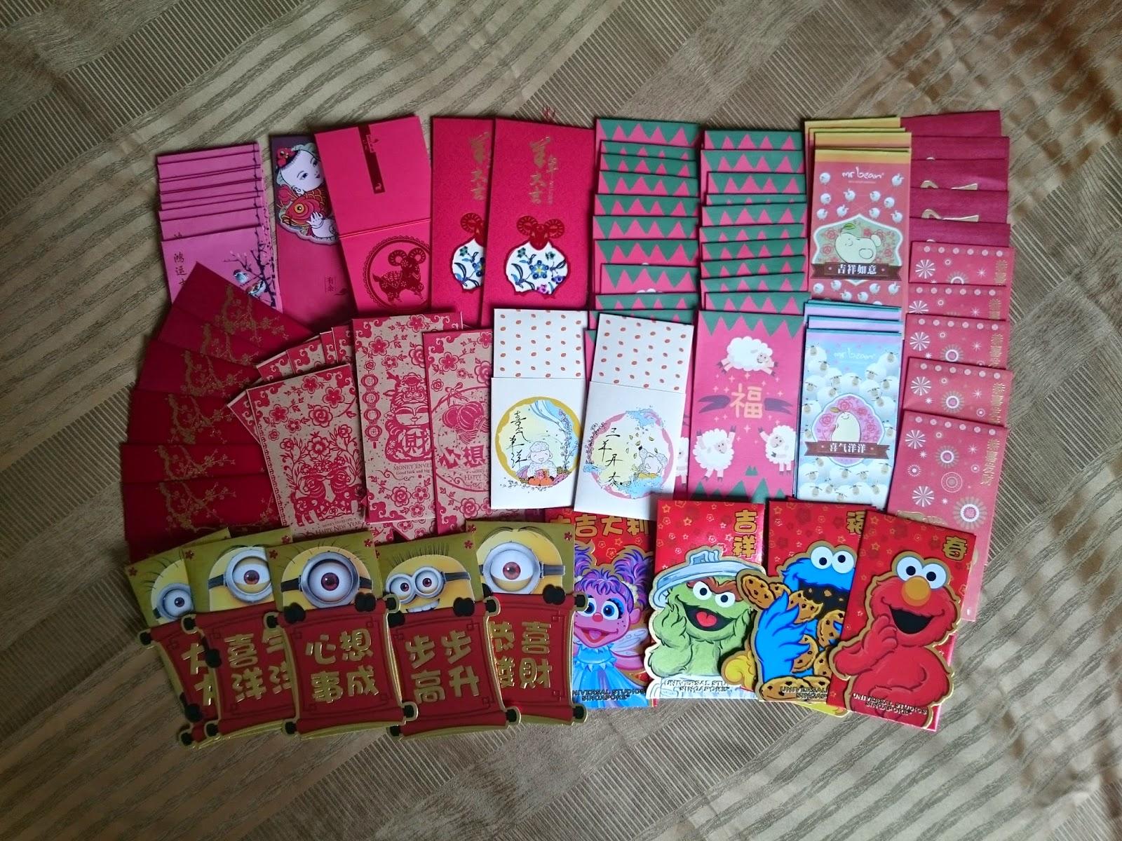 Preparing for Chinese New Year!