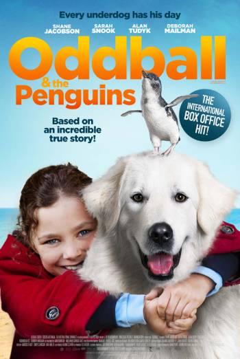 Oddball e os Pinguins Dublado Online