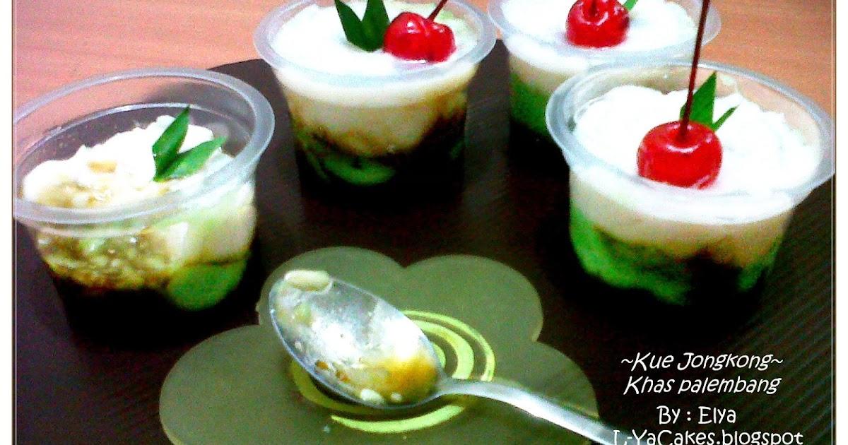Kue Jajanan Khas Palembang