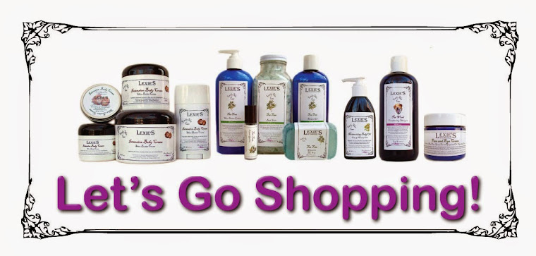 Shop Online For Lexie's of Louisville Family Skin Care Products