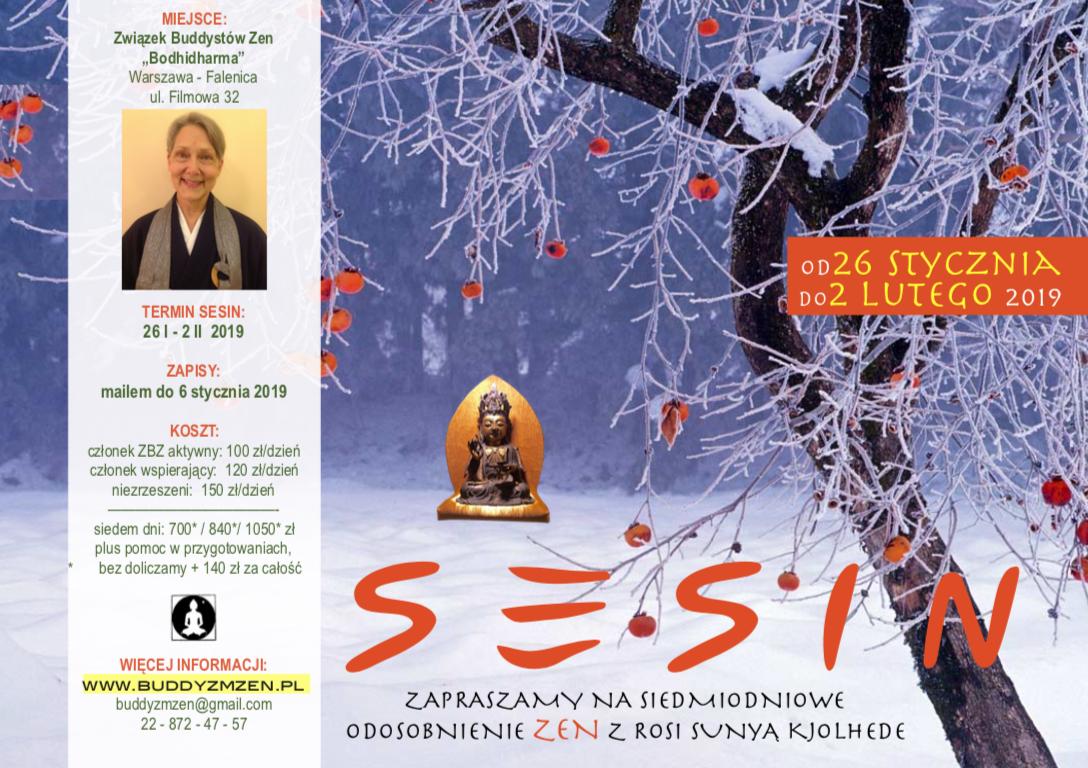 Siedmiodniowe sesin z Rosi Sunyą Kjolhede