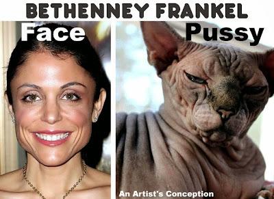 Bethenny Frankel pussy slip oops funny