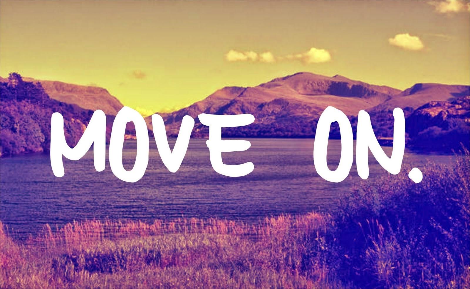 Kalau Masih Hidup Ya Harus Moving on