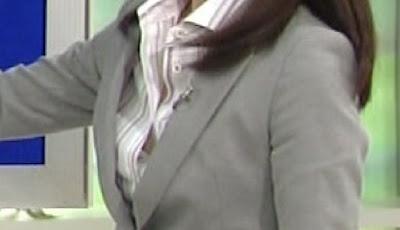 NHK 胸チラ 鈴木奈穂子 放送事故 流出 チラじゃなくてポロリレベル(18禁)☆映像再生はコチ