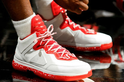 Li-Ning Way of Wade White/Red Shoes