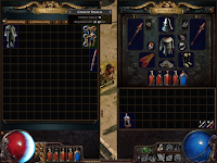 Path of Exile - Normal Item