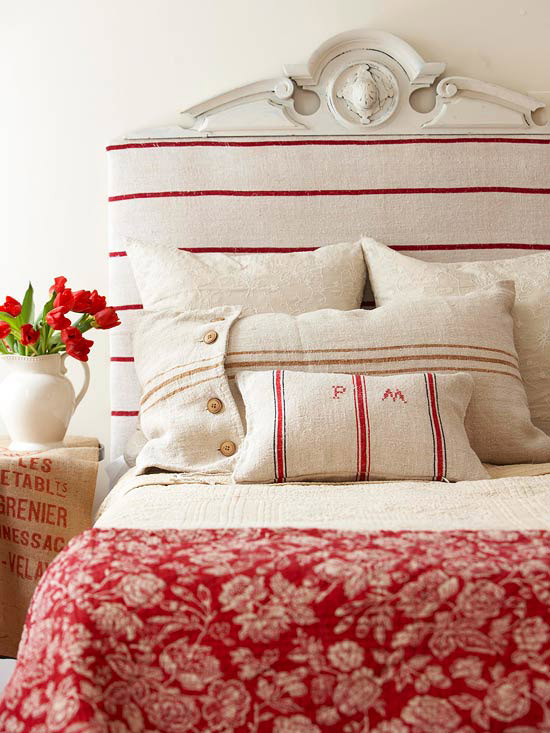beautiful staged homes some easy diy headboards to make for bedrooms