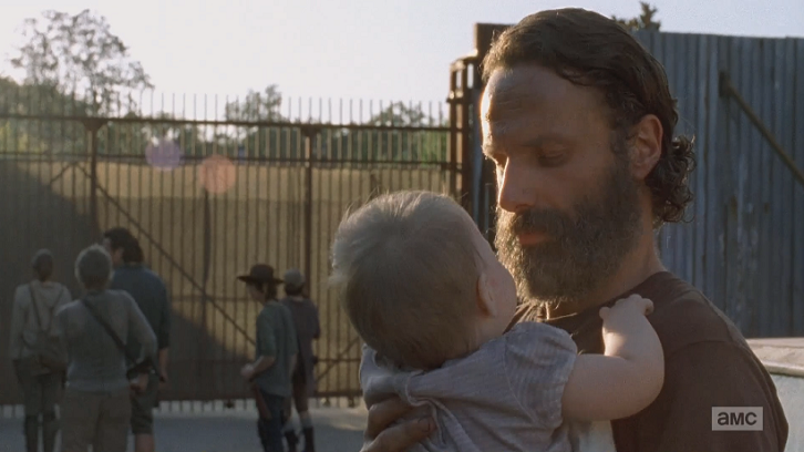 The Walking Dead - The Distance - Review and Discussion
