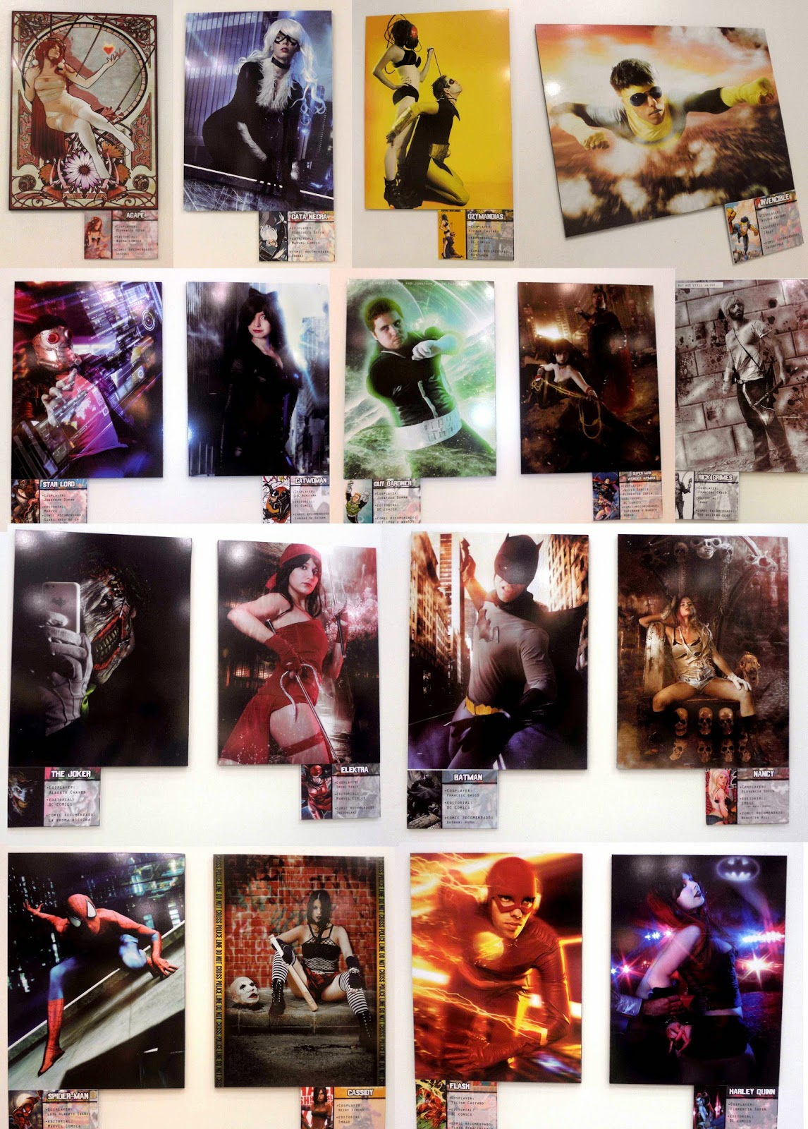 exposicion cosplay expocomic 2014