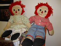 Raggedy Ann &amp; Andy