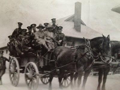 Olive Tree Genealogy Blog: WW 1 Photo Album Page 5