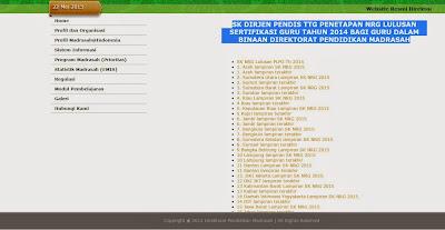 Cara Ceks Daftar NRG