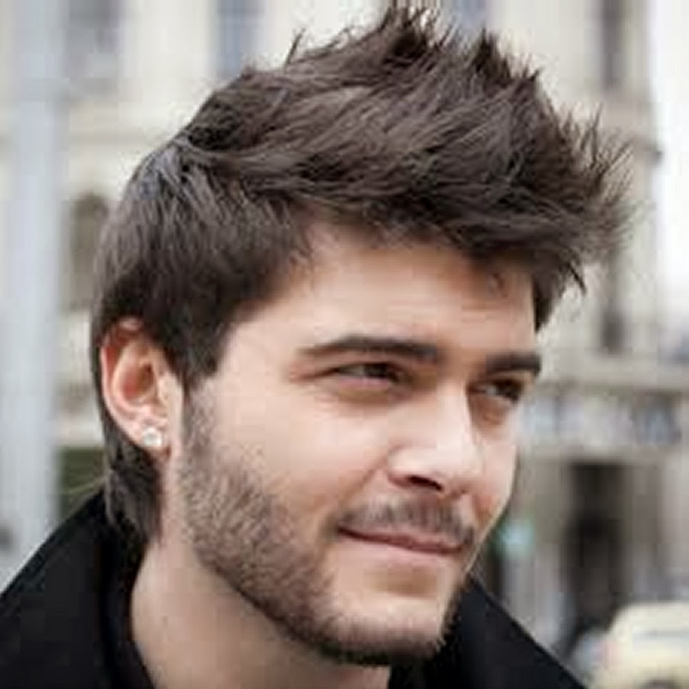 Twelve Cool Short Men's Hairstyles