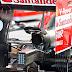 Bite Size Tech: Ferrari F14T Rear wing endplate gradient slots - Austin