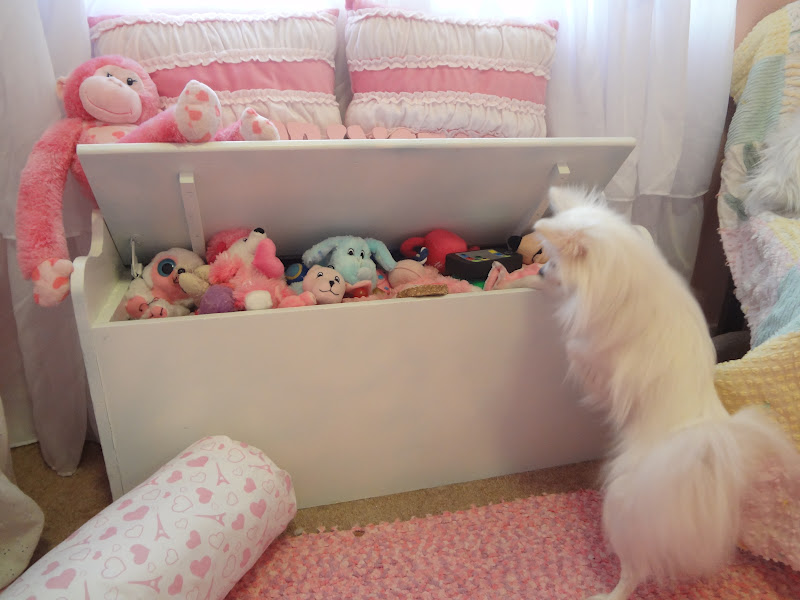 Shabby Chic Dog Bed Target