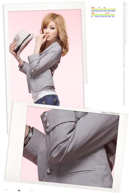 Fashion Blazer Ala Korea