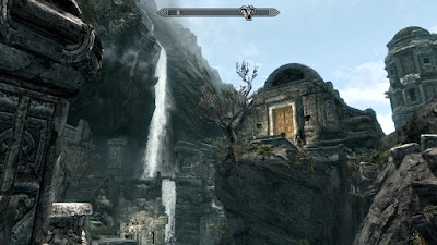 Skyrim snapshot wallpaper