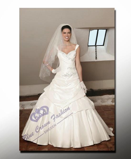 Brudklänning från franska Bella