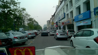 Driving In Malaysia Parking Problems