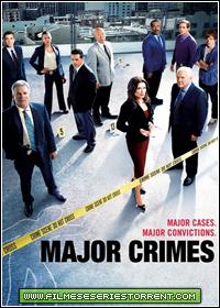 Major Crimes 4ª Temporada Torrent Legendado (2015)