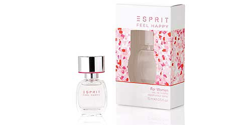 Eau de Toilette feel happy for women