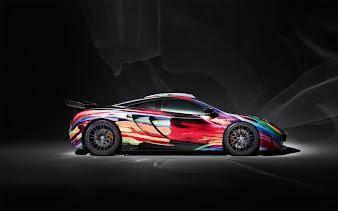 #16 McLaren Wallpaper