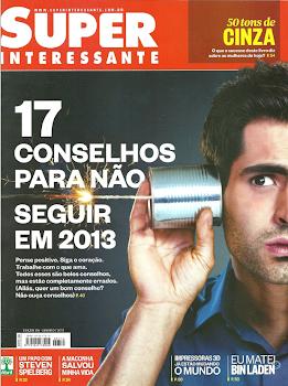 Download - Revista : Super Interessante - Janeiro de 2013 - Edição 314