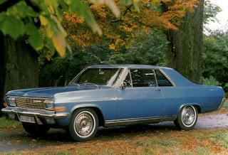 سيارة اوبيل 1965