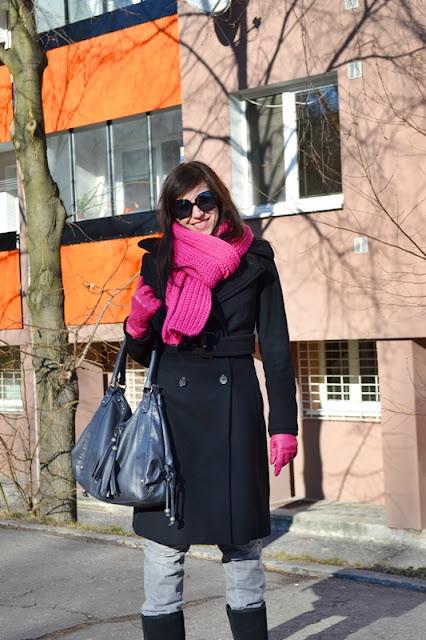 Prechádzka ružovou záhradou Katharine-fashion is beautiful