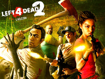 Left 4 Dead 2 wallpaper + games