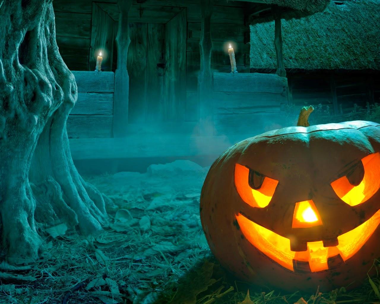 Halloween Party scenario
