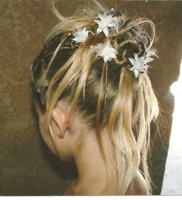 Hermosos peinados para ni 241 as para una fiesta decoracion endotcom