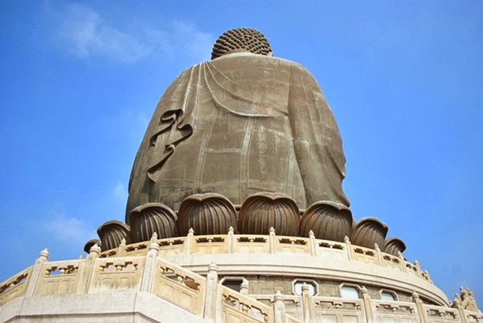 Tian Tan Buddha ↔ Ngong Ping, Hong Kong