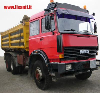 Opera Iveco Eurotrakker 380e44 H 6x4 Anno 2003440 Cv Euro 3 Motore