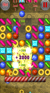 juegos windows phone candy fun