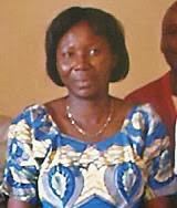 Senhora Ivone Senga