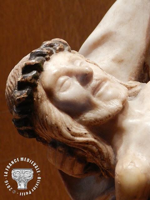 PONT-SAINT-ESPRIT (30) - Musée d'Art Sacré : Pièta (XVe siècle)