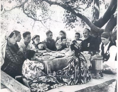 tashkent evacuation WWII, uzbekistan art craft tours