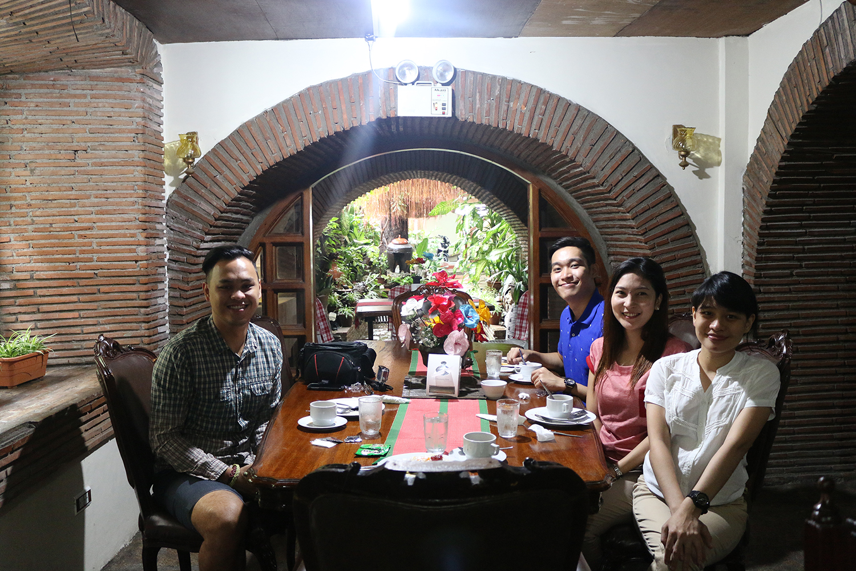 travel Vigan Ilocos Tour Sur Philippines tour tourism Calle Crisologo RF Aniceto Mansion