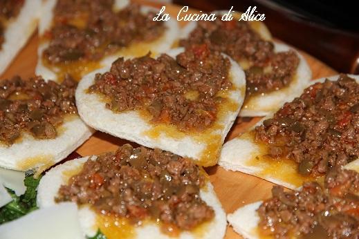 La cucina di alice cuoricini di olive e ciliegino - La cucina di alice ...