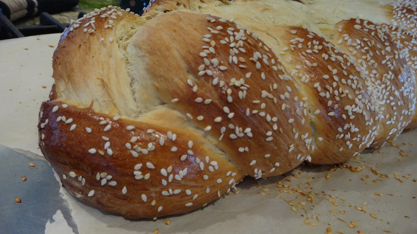 Tsoureki – Greek Easter Bread « I WANT TO COOK THAT