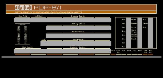 Molde/Matriz para criação da parte frontal