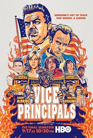 Torrent Série Vice Principals - 2ª Temporada 2017 Dublada 1080p 720p FullHD HD HDTV WEB-DL completo