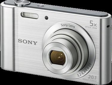 Sony Cyber-shot DSC-W800 Camera User's Manual