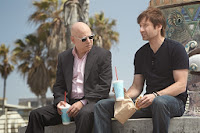 Hank Moody y Runkle - Californication