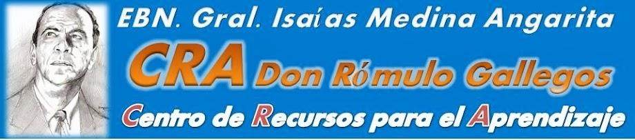 CRA Rómulo Gallegos