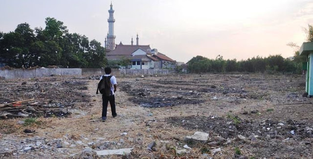 Eks Hotel Termewah di Cirebon Terbengkalai 18 Tahun, Miris!