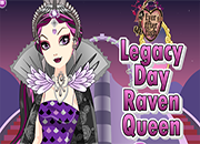 Ever After High Legacy Day Raven Queen