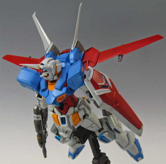 bandai high grade model kit gundam reconguista