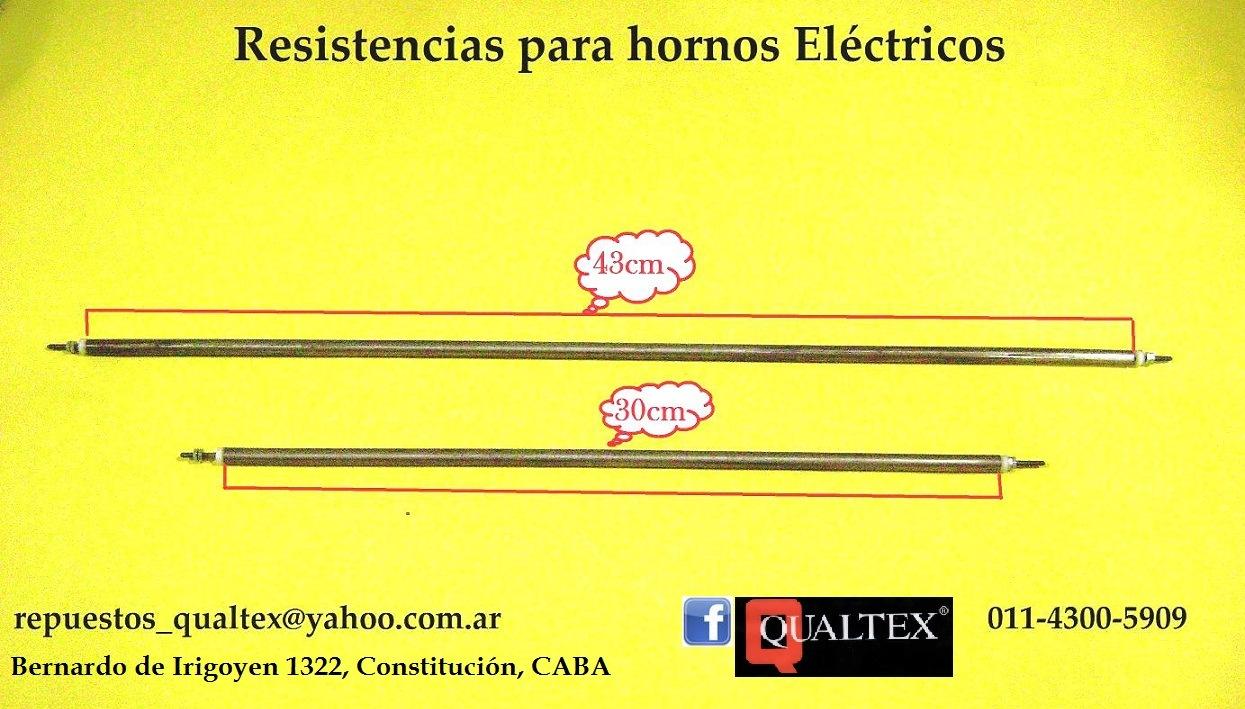 Qualtex arg repuestos para electrodom sticos hornos for Ofertas de hornos electricos